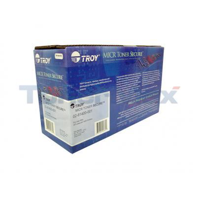 TROY HP LJ P1505 MICR TONER SECURE CART BLACK